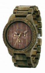 OROLOGIO IN LEGNO WEWOOD KAPPA ARMY