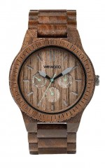 OROLOGIO IN LEGNO KAPPA NUT WEWOOD