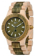 OROLOGIO IN LEGNO WEWOOD DATE MB